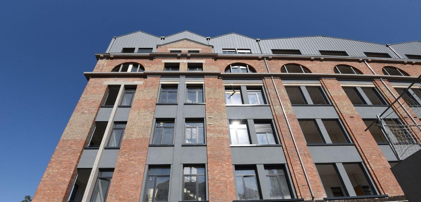 Restructuration d'un bâtiment et création de 60 logements dans l'ancien parc des Tanneries à Lingolsheim