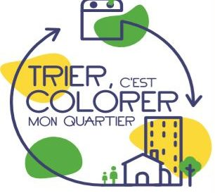 « Trier, c'est colorer mon quartier » : campagne de sensibilisation au tri des déchets