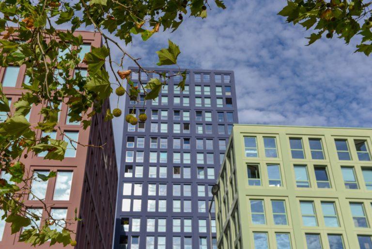 L'&scape à Strasbourg-Etoile (11 logements) - Architecte : LAN