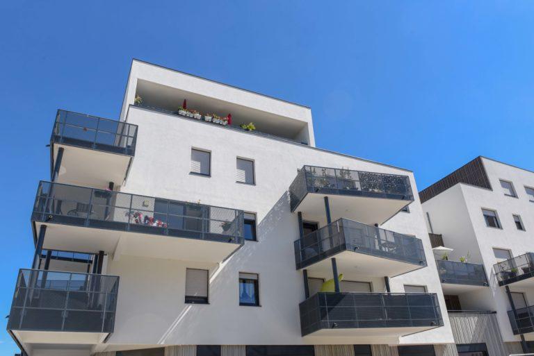 Le Jouvence à Strasbourg-Meinau ( 40 logements) - Architecte : K&+
