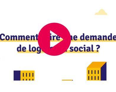 Vidéo : Qu'est-ce qu'un logement social ? Comment faire une demande de logement social ?