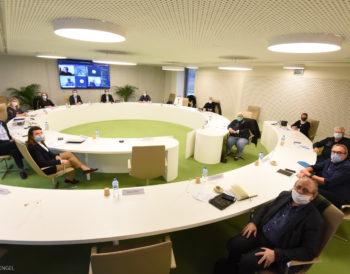 Emha : 1er conseil de sécurité pour la société de coordination