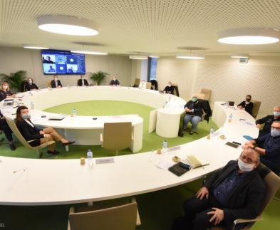 Emha : 1er conseil de surveillance pour la société de coordination