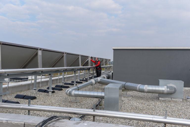 chauffage solaire; chauffagistes; chauffage collectif ; entretien panneaux solaires; sonde ; Nicolas PLANTEGENET; Tony EBERSOLT;