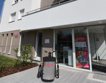Inauguration de la nouvelle agence - Neuhof Strasbourg